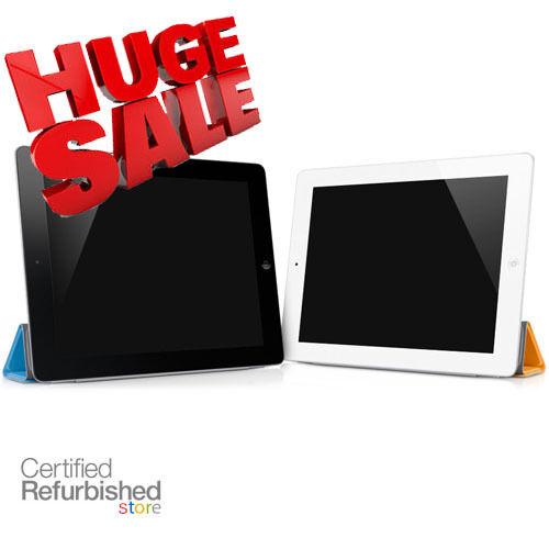 Apple iPad 2 | 16GB 32GB 64GB | AT&T, Verizon or WiFi Tablet (Black or White)