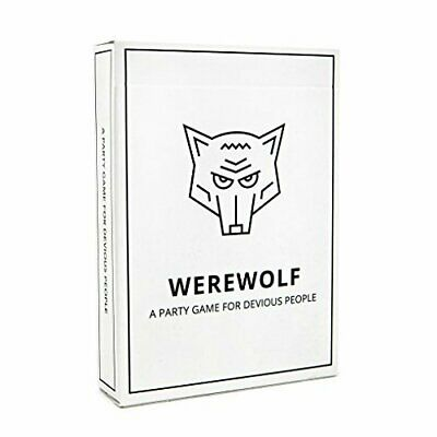 Werewolf A Party Game for Devious People](Games For A Party)