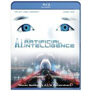Artificial Intelligence Blu Ray