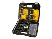 DeWalt 90 Piece, DT9296 Drill and Bit Set