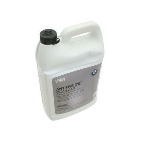 What Type Of Coolant For Bmw: Blue Antifreeze: Car & Truck Parts
