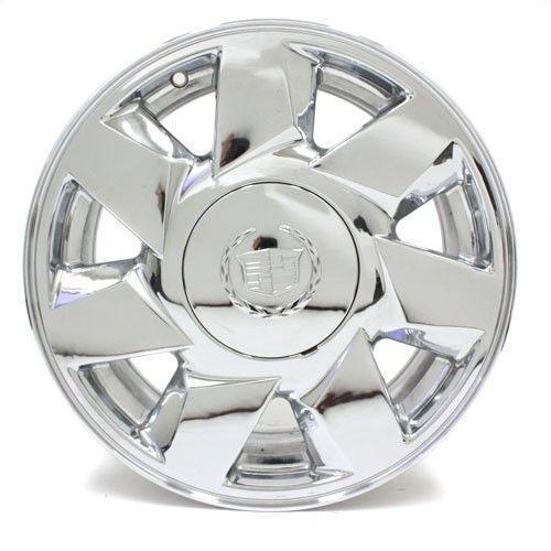 Cadillac DTS Rims: Wheels