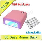 36W UV Gel Curing Lamp
