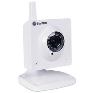 SwannEye 720p HD Plug & Play Wi-Fi Day/Night Security Camera
