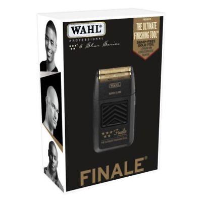 Wahl 5 Star Finale Foil Shaver - Black #8164 for sale  Alpharetta