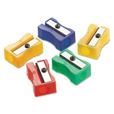Acme United Plastic Manual Pencil Sharpener - 1 Holes - Plastic - 15993