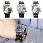 Oulm Casual Round Wristwatches