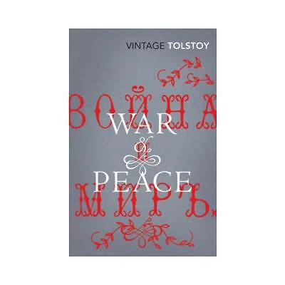 War and Peace by Leo Tolstoy, Richard Pevear, Larissa (Richard Pevear And Larissa Volokhonsky War And Peace)