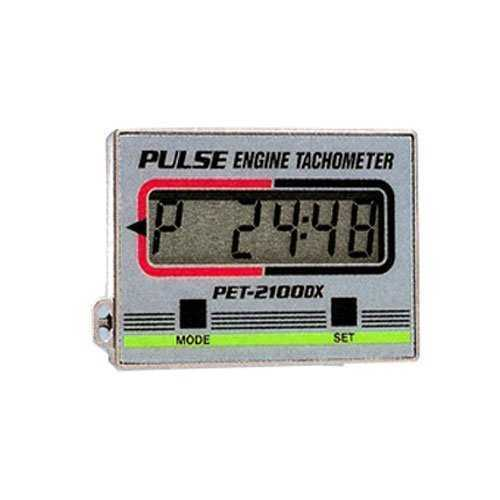 OPPAMA INDUSTRY Pulse Engine Tachometer PET-2100DXR F/S by DHL