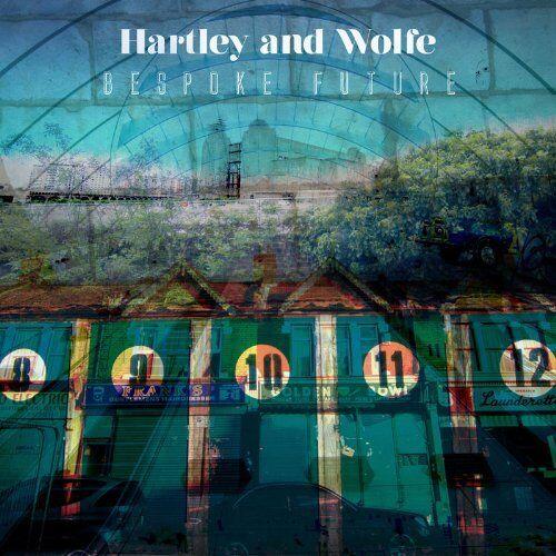 CD Hartley and Wolfe Bespoke Future Digipack (K62)