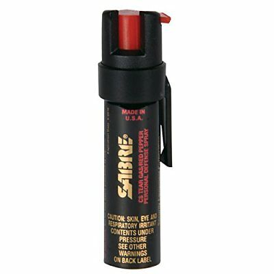 Sabre Red Police Oc Pepper Spray 3 in 1 Tear Gas  Women Personal Self Protection