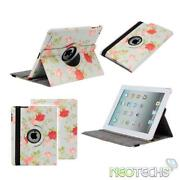 iPad 3 Case Flower