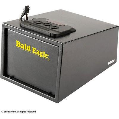 BE1194 Bald Eagle 3 Button Pistol / Valuables Safe