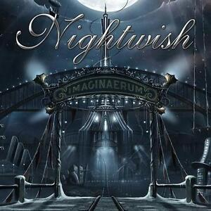 Nightwish - Imaginaerum  LIMITED EDITION  2CDs  NEUWARE