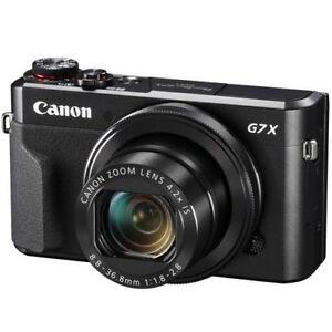 Canon-Powershot-G7X-Mark-II-G7XII-20-1mp-Digital-Camera-Brand-New-Cod-Agsbeagle