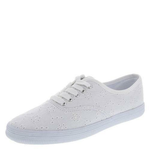 Adidas White Canvas Shoes Womens