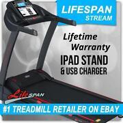 Lifespan Electric Treadmill