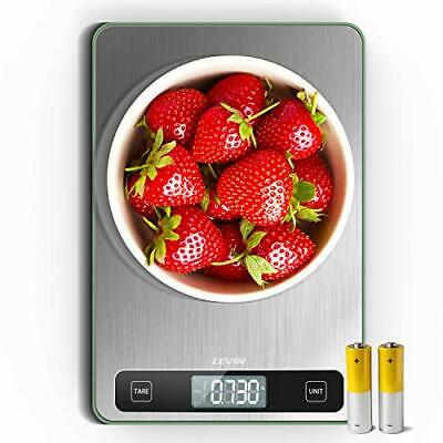 food scale 33lb digital kitchen scale