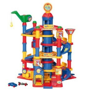 Wader Park Tower playset with cars.