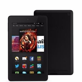 "Amazon Fire HD 6"" 16GB Tablet Quad Core HD IPS Display"