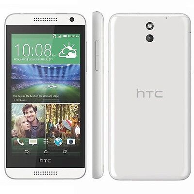 BEST HTC Desire 610 - 8GB - White (Unlocked) Smartphone MOBILE  SMART (Best Htc New Unlocked Cell Phones)