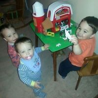 Nanny Wanted - Full time live out nanny for three boys needed