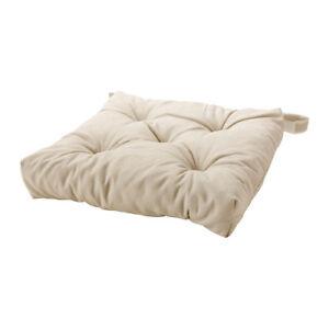 6 MELINDA COUSSINS DE IKEA BEIGE
