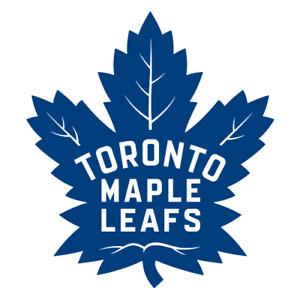 Maple Leafs vs. Bruins Playoff hockey