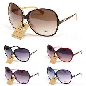 New-Retro-Vintage-Shades-Oversized-Womens-Designer-Sunglasses
