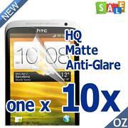HTC One x Anti-glare Screen Protector