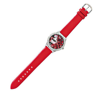 LOVELY 'FAYE' MINNIE MOUSE WATCH FROM AVON, BRAND NEW AND BOXED