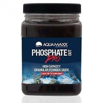Aquamaxx Phosphate Out Pro High Capacity Gfo Filter Media...
