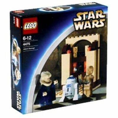 Lego Star Wars 4475 Jabba's Message Construction Set