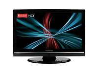"Techwood 26"" DVD Led Full HD, Freeview, Delivery"