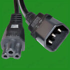 IEC/Kettle Male Power Cables