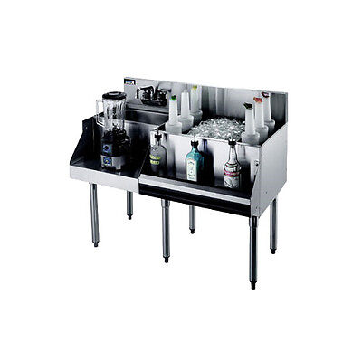 Krowne Metal Royal 1800 Series 42w Underbar Ice Bincocktail Station