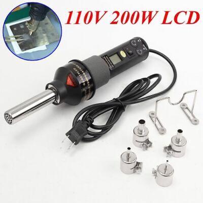Bga Nozzle For 110v 220w 450 Lcd Soldering Station Hot Air Gun Ics Smd Desolder
