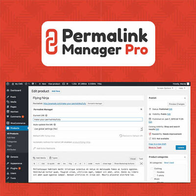 Permalink Manager Pro - Wordpress Plugins And Themes