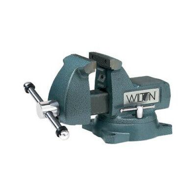 Wilton 744 740 Series Mechanics Vise - Swivel Base 4 In. Jaw Width New