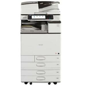 Ricoh Colour Office Copier Printer MP C3503 3503 Laser Printer 11x17 12x18 Lease Buy Rent Copirs Printers Copy Machine
