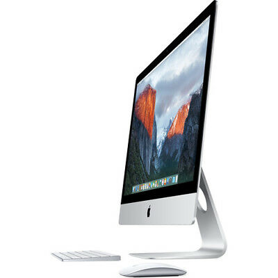 "Apple 27"" iMac w/Retina 5K Display (2015) MK482LL/A"