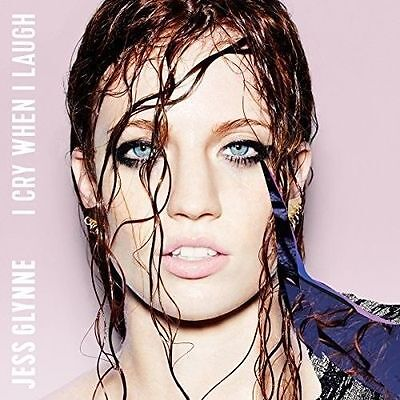 JESS GLYNNE I CRY WHEN I LAUGH NEW VINYL RECORD LP SEALED CLEAN BANDIT FREE POST