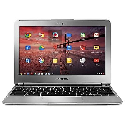 "Samsung Chromebook 11.6"" Laptop XE303C12 16GB SSD HDMI Webcam WiFi Google OS"