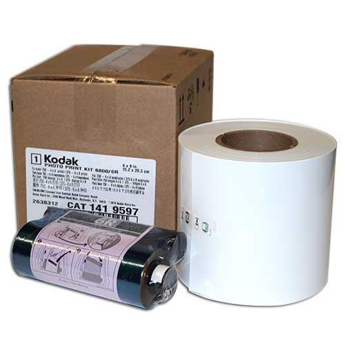 Kodak Print Kit for 6800/6850 6R Photo Printer #1419597 (1696418-1010867)