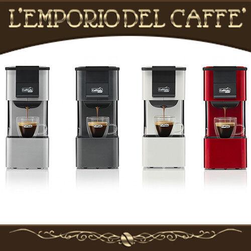 Macchina Caffè Espresso a Capsule Caffitaly Iris S27 + 40 capsule Regalo Omaggio
