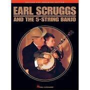 Earl Scruggs 5 String Banjo