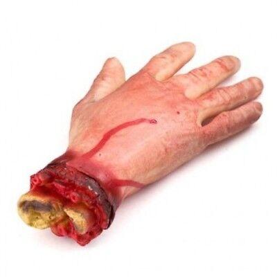 Gefälschte Körperteile Halloween (Halloween tolle realistisch Hände Terror Blutige gefälschte Körper Teile)