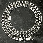 Sterling Silver Chain 6mm