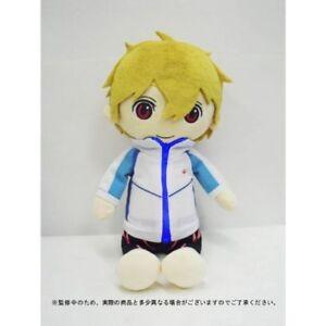 Free! - Iwatobi Swim Club 10'' Nagisa Plush Doll Licensed NEW