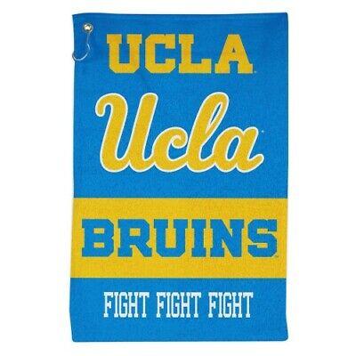 - UCLA BRUINS ALL PURPOSE GOLF TAILGATE TOWEL 16